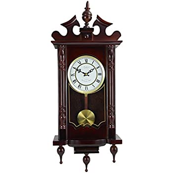 Amazon Com Bedford Clock Collection Classic 31 Quot Chiming