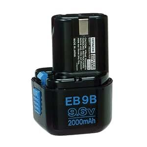 hitachi 310451 eb9b 96volt 2 amp hour nicad pod style