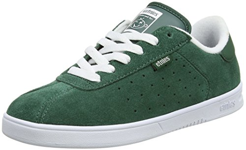 Etnies The Scam, Color: Hunter Green, Size: 48 EU (14 US / 13.5 UK)