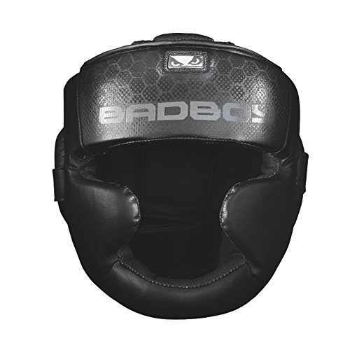 Bad Boy Legacy 2.0 MMA Head Guard - Black - X-Large