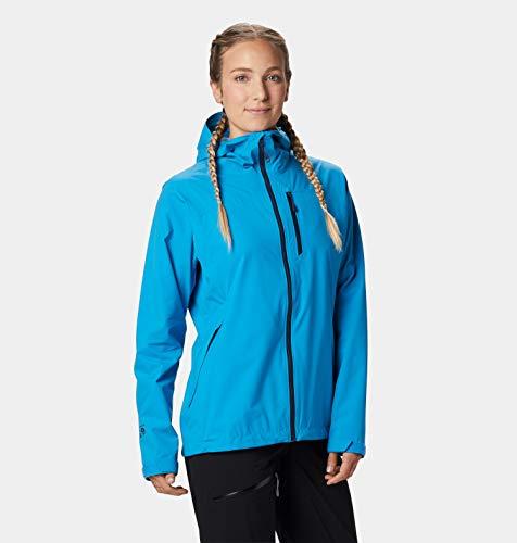 - Mountain Hardwear Stretch Ozonic Jacket - L - Electric Sky