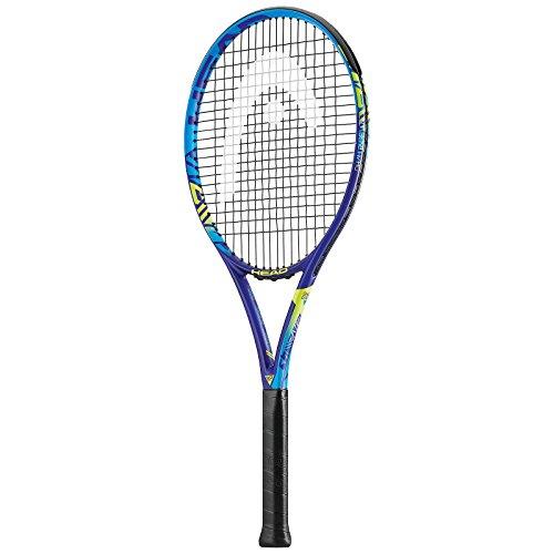 Head Challenge Lite Tennis Racket, Grip Size- Grip 2: 4 1/4 - Lite Racket Tennis