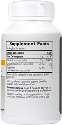 Integrative Therapeutics Buffered Vitamin C, 60 Count