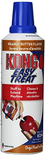 (KONG Stuff'N Easy Treat Paste Flavor:Peanut Butter Pack of)