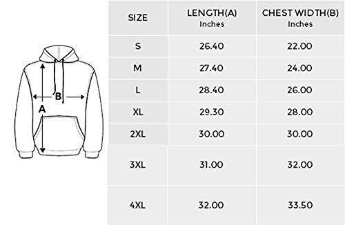 INTERESTPRINT Mens Slim Fit Long Sleeve Lightweight Hoodie