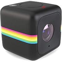 Polaroid Cube+ Wi-Fi Lifestyle Action Camera, Black