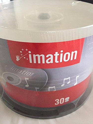 Imation Corp 30PK CDR DIGTL AUDIO-700MB 80MIN 48X Spindle - Audio Digtl