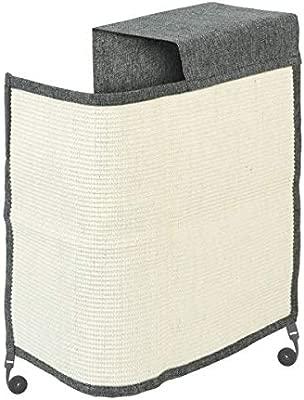 Navaris rascador para Gatos - Protector para Esquina de sofá o sillón - Afilador de uñas de sisal para Mascotas