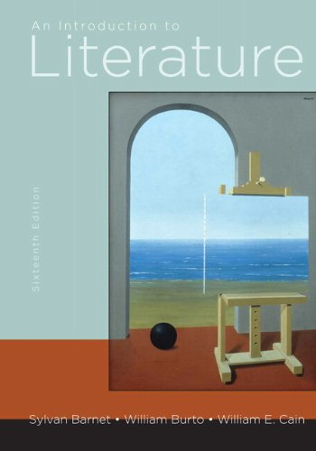 An Introduction to Literature (16th Edition) PDF