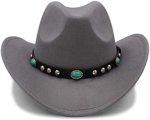 XueQing Pan - Sombrero de Jazz para Mujer, Disfraz de Vaquero ...