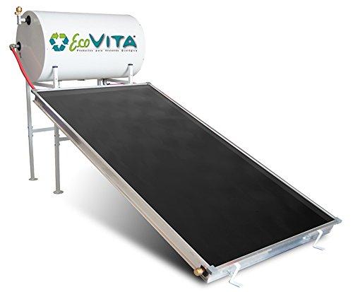 Calentador Solar de Agua con colector plano para 5 usuarios