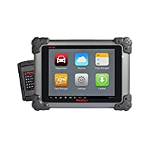 Autel Maxisys MS908 Diagnostic Tool Automotive Scanner Android Analysis System with Advanced Coding Online Update