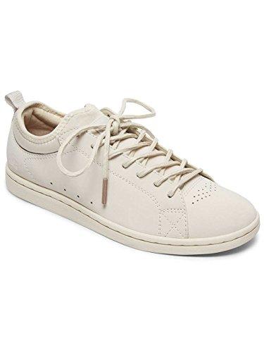 DC Shoes Magnolia Se, Sneakers Basses Femme Beige