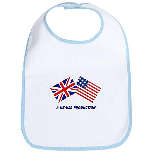 (CafePress - A UK/USA Production - Cute Cloth Baby Bib, Toddler Bib)