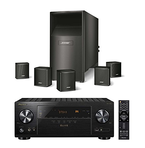Bose-Acoustimass-6-Series-V-Wired-Home-Theater-Speaker-System-Black-with-Pioneer-Elite-Audio-Video-Component-Receiver-VSX-LX102