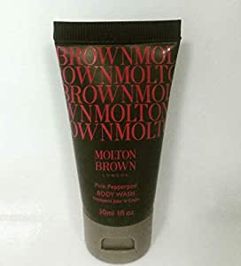 Molton Brown's Pink Pepperpod Body Wash,30ml