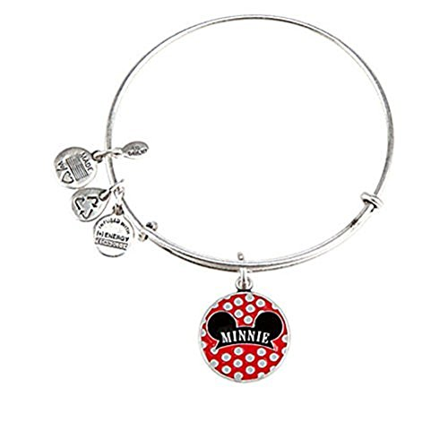 Disney Alex Ani Minnie Bracelet