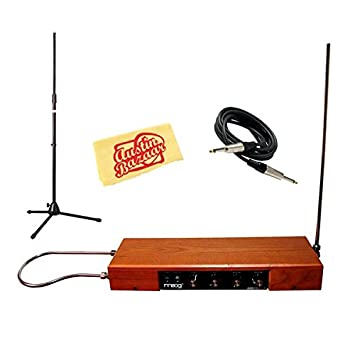 Amazon com: Moog Etherwave Standard Theremin - Ash Cabinet