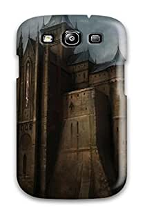 Matt C Brown Case Cover For Galaxy S3 - Retailer Packaging Fable 2 Fantasy Protective Case