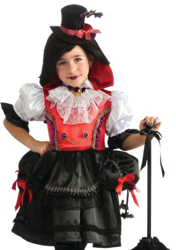 Deluxe Child's Contessa Costume, -