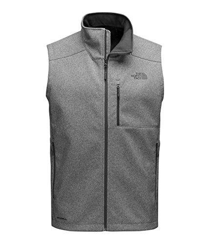 The North Face Apex Bionic 2 Vest Men's TNF Medium Grey Heather - Logo Two Face
