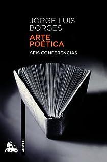Arte poética par Jorge Luis Borges