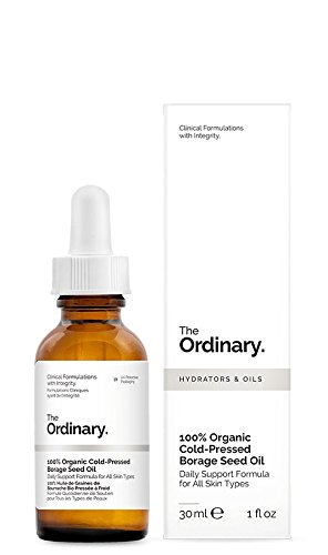 The Ordinary 100% Organic Cold-Pressed Borage Seed Oil (30mL/1oz) Deciem