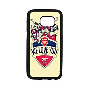 DIY phone case Arsenal cover case For samsung_galaxy_s6 edge AS1R7749833