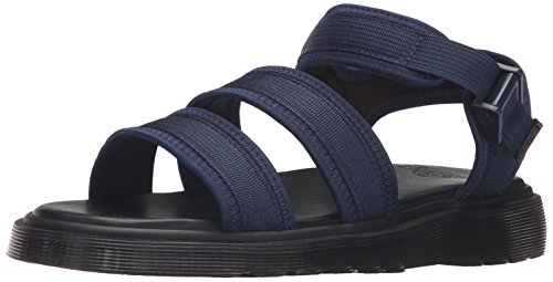 Dr. Martens Unisex Effra Tech 2 Strap Polyester Fashion Sandals