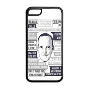 LJF phone case the Case Shop- Customizable Agents of Shield TV Show Avengers iphone 4/4s TPU Rubber Hard Back Case Cover Skin , i5cxq-203
