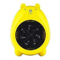 Heater Home Desktop Portable (Color : D)
