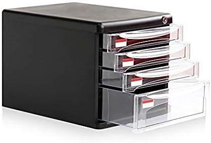 X-L Archivador papelería de Almacenamiento con Cerradura de ...