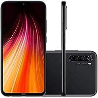Smartphone Xiaomi Redmi Note 8 64GB Versão Global Desbloqueado Preto
