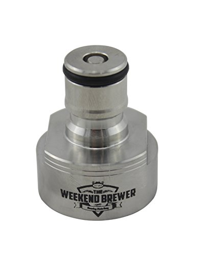Stainless Steel Carbonation Weekend Brewer product image
