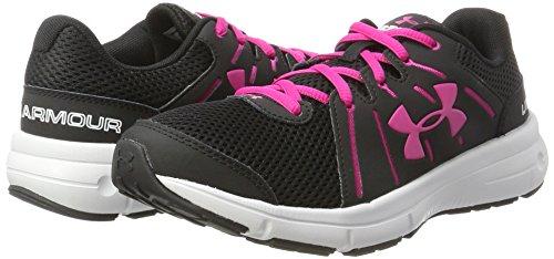 Dash Rn Noir 2 Ua W Armour Femme Chaussures Under black 003 De Running wH4tqIx