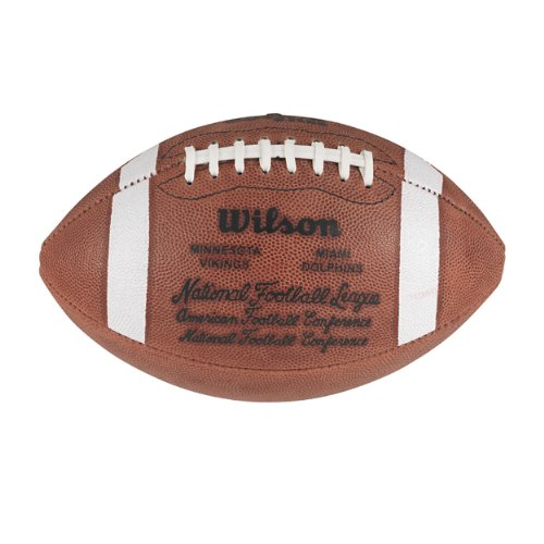 NFL Miami Dolphins, Minnesota Vikings Wilson Football Super Bowl 8 by Wilson