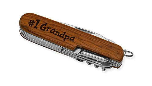 Dimension Grandpa 9 Function Multi Purpose Rosewood