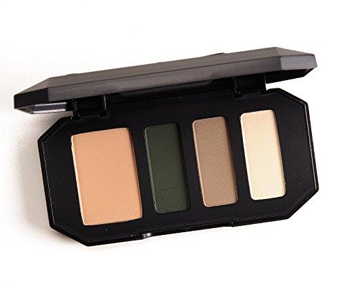 Kat Von D Shade + Light Eye Contour Quad # COLOR Sage - matte greens 100% Authentic (Kat Von D Shade Light Eye Contour Quad)