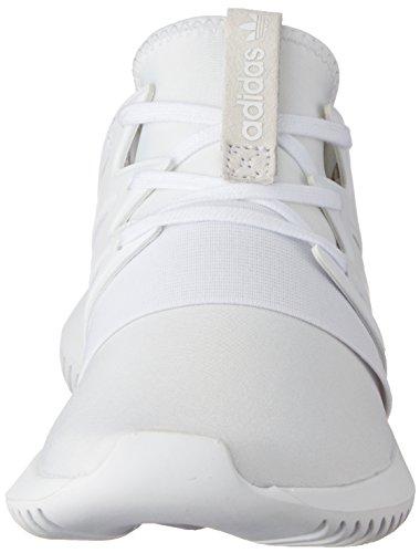 Adidas Womens Tubular Viral W, Bianco / Bianco Bianco