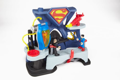 Fisher-Price Imaginext DC Superfriends Superman Playset
