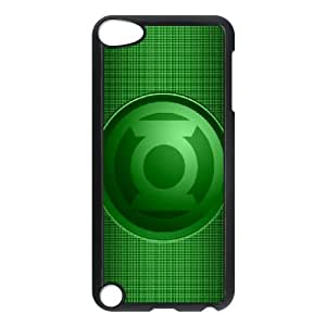 iPod Touch 5 Case Black Green Lantern IMF Custom Phone Cover