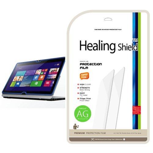 Healingshield AG Nanovid Anti-fingerprint Premium LCD Screen Protector for Sony Vaio Fit 11A Multi-Flip (SVF11N)