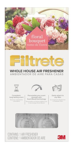 Filtrete SI-1-TB Whole House Air Freshener - Floral