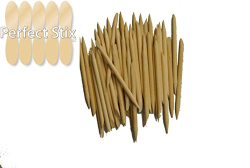 Perfect Stix Manicure Cuticle Wooden Sticks 4