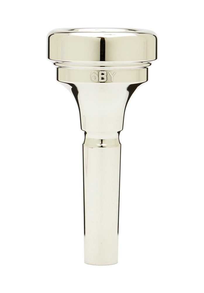 Denis Wick DW5880E 6BY Silver-Plated Euphonium Mouthpiece