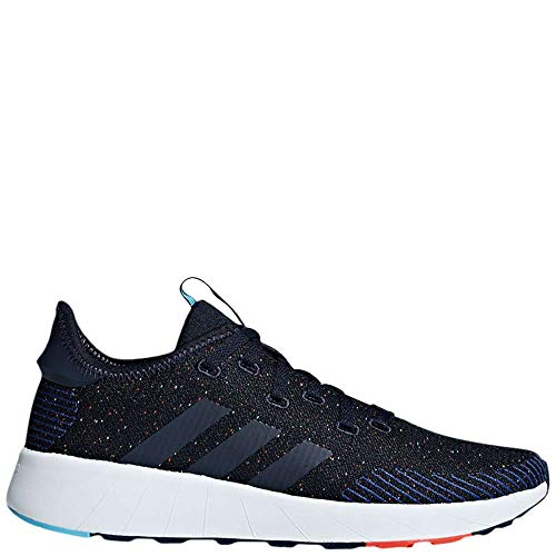 adidas Women's Questar X BYD Running Shoe, Legend Ink/hi-res red, 6.5 M US