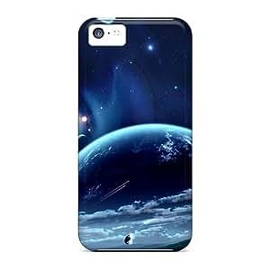 New Design Shatterproof WTpBCUz884WZQuZ Case For Iphone 5c (planets Nebulae Die Joejesus Josef Barton)