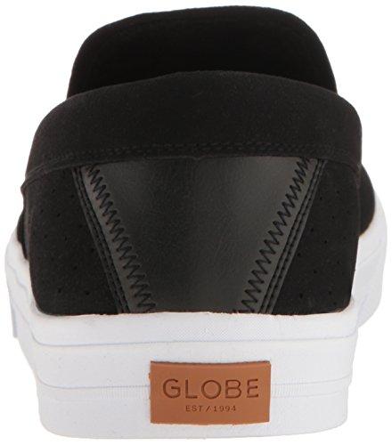 Globo Mens Castro Lyt Scarpa Skate Nero / Bianco
