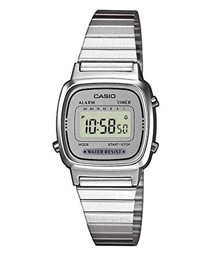 Casio Collection Damen-Armbanduhr LA670WEA