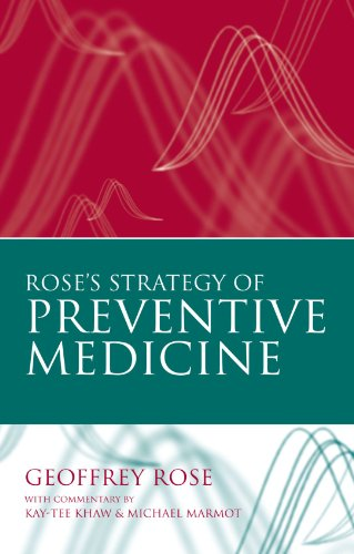 Rose's Strategy of Preventive Medicine - medicalbooks.filipinodoctors.org